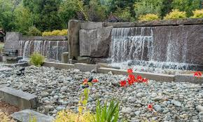 Ideas For Integrating Water Features In Retaining Walls Harrisburg PA