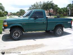 1996 Ford F-150 - Information And Photos - ZombieDrive