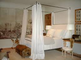 Twin Metal Canopy Bed White With Curtains by Bedding Metal Canopy Frame Queen Under Storage Boxes Gray And
