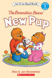 Berenstain Bears Halloween Book by The Berenstain Bears U0027 New Pup By Stan Berenstainjan Berenstain