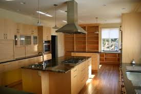 Impressive Kitchen Design Ideas Using Light Maple Cabinet Magnificent Decoration With