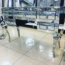 spiegelkommode mit schubladen