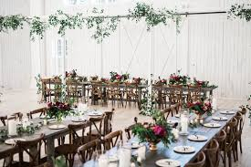 Bright Modern Barn Wedding