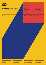 BTG Poster Series By Ross Gunter Via Behance