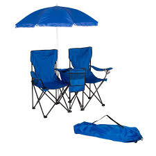 Trademark Innovations Blue Double Folding Camp And Beach Chair With ... Cheap Double Beach Chair With Cooler Find Folding Camp And With Removable Umbrella Oztrail Big Boy Camping Black Buy Online Futuramacoza Pnic W Table Fold Fan Back The 25 Best Chairs 2019 Choice Products Bag Bestchoiceproducts Portable Fniture Astonishing Costco For Mesmerizing Home Wumbrella Up Outdoor Set Chairumbrellatable Blue