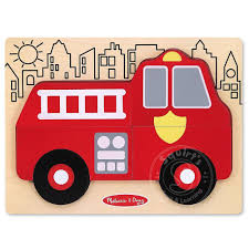 Melissa & Doug Fire Truck Chunky Puzzle 6pcs - Squirt's Toys ... Sound Puzzles Upc 0072076814 Mickey Fire Truck Station Set Upcitemdbcom Kelebihan Melissa Doug Around The Puzzle 736 On Sale And Trucks Ages Etsy 9 Pieces Multi 772003438 Chunky By 3721 Youtube Vehicles Soar Life Products Jigsaw In A Box Pinterest Small Knob Engine Single Replacement Piece Wooden Vehicle Around The Fire Station Sound Puzzle Fdny Shop