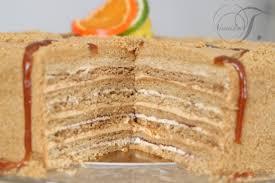 russische honigkuchen medovnik monika triebenbacher