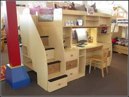 bunk bed with desk under bedroom home decorating ideas japqwoej9e