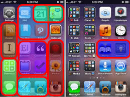 How to arrange your iPhone home screen to things done