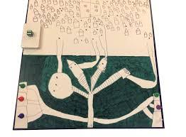 DIY Board Game Creation By Sarah Stewart Taylor Click To Enlarge COURTESY OF SARAH STEWART TAYLOR