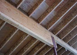 I Joists Are Strong Lightweight Engineered Wood Beams That Resist Bending