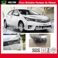 depo auto head l headlights for toyota corolla 2014 buy