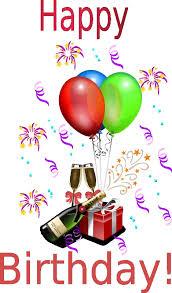 Happy Birthday Wishes for Men Fresh Free Birthday Clipart Animations & Vectors