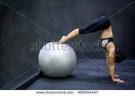 Pilates Ball Chair South Africa by Exercise Ball Stock Images Royalty Free Images U0026 Vectors