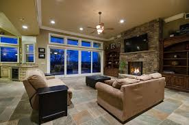 24 X 24 Inch Ceiling Tiles by Traditional Living Room With Transom Window U0026 Ceiling Fan In
