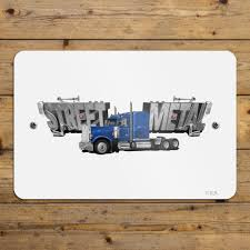 Street Metal Semi Tractor Trailer Truck Cab Home Business Office ... Semi Trucks For Sale Ebay Motors Signs4trucks2go On Twitter Decals Vinyl For Lvo Truck 60 Half Fenders Smooth Stainless Steel With Rolled Edge Hd Vector Image Free Art Images Graphics Clipart Nylint 1991 Sound Machine 20 Inches Long Cstruction Ogt Ebay Find Custom Ram 2500 Hauler Dcp 1 64 Red White Flames Peterbilt Farm Toy Ownoperator Niche Auto Hauling Hard To Get Established But Amazoncom Amt 125 Western Star Model Kit Toys 1978 Gmc Astro Cabover Httpebayto2tez1rl Semitruck