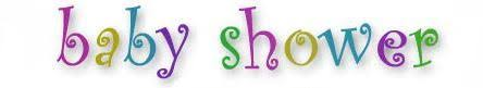 Baby Shower Logo by Baby Shower Games Gifts And Ideas