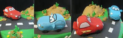 cars pate a modeler gâteau cars en pâte à sucre version ii domi gâteaux créations