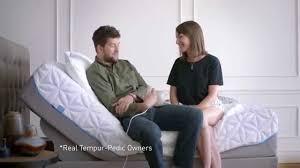 tempur pedic adjustable beds at the furniture fair sleep center s