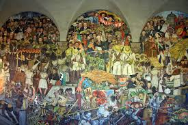 Diego Rivera Rockefeller Mural Analysis by Diego Rivera As Exam Community Pinterest Diego Rivera
