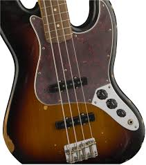 Road WornR 60s Jazz BassR