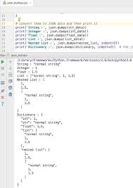 Python Decorators Simple Example by Python Parse Json Dumps Loads Journaldev