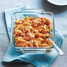Pumpkin Gnocchi Recipe by Baked Gnocchi With Pumpkin Cheese Sauce Recipe Myrecipes