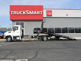 100 New Tow Trucks For Sale 2015 HINO 258 LP ROLLBACK TOW TRUCK FOR SALE 616146