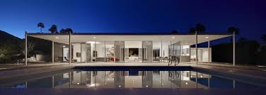 100 Contemporary Glass Houses Palm Springs House By William Cody Palm Springs