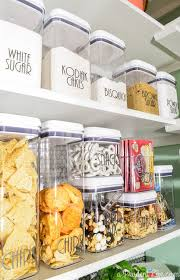 Best 25 Pantry storage containers ideas on Pinterest