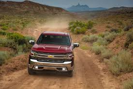 The 2019 Chevrolet Silverado Makes Driver And Truck Feel Like One ...