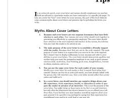 Good Coveretter Examples Nz Tips For Writingetters Effectively
