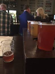 Jolly Pumpkin Beer List by Flight Of The Jolly Pumpkin Beers From Dexter Mi Yelp