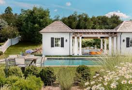 100 Photos Of Pool Houses 15 Charming Inspiration Dering Hall