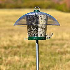 Perky Pet Universal Bird Feeder Pole