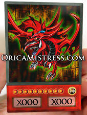 Slifer The Sky Dragon Deck Profile by Slifer The Sky Dragon Individual Yu Gi Oh Cards In English Ebay