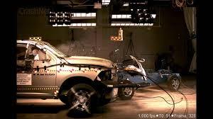 100 Small Dodge Trucks Ram 1500 2011 20 Overlap Crash Test NHTSA