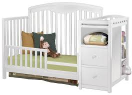 Universal Toddler Bed Rail by Sorelle Presley Crib And Changer Toddler Guard Rail Espresso