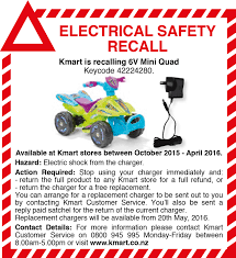 Kmart Christmas Tree Nz by Product Recall Kmartnz