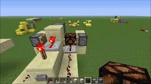 Flashing Redstone Lamp Minecraft by Simple Minecraft Redstone Ceiling Lamp Switch Youtube