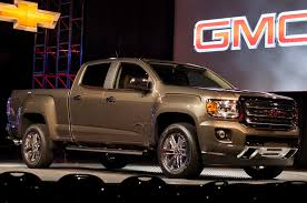 2015 GMC Canyon First Look - Truck Trend Chevrolet Colorado Wikipedia Mvp Chevy Most Valuable Pickup To World Series A 2015 Gmc Canyon Longterm Review Byside With The Sierra 1000 Mile Mountain Review Hauling Atv Youtube Overview Cargurus Can It Steal Fullsize Truck Thunder Full Cains Segments Smallmidsize Sales In December And 2014 Tents Rightline Gear 2018 Midsize