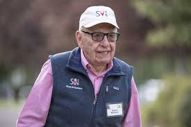 100 Rupert Murdoch Homes Is Working From Home After Suffering A Back Injury