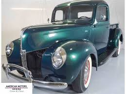 1940 Ford Pickup For Sale | ClassicCars.com | CC-970581 1937 Ford Pickup 88192 Motors 1940 Tow Truck Of George Poteet By Fastlane Rod Shop Acurazine V8 Pickup In Gray Roadtripdog On Gateway Classic Cars 1066tpa A Different Point Of View Hot Network The Long Haul Fueled Rides Fuel Curve F100 For Sale Classiccarscom Cc0386 Used Real Steel Body 350 Auto Ac Pb Ps Venice Sale Near Lenexa Kansas 66219 Classics Second Time Around