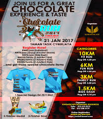 Cyberjaya Chocolate Run 2017