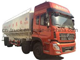 100 Feed Truck China New 40cbm 20tones Bulk Tanker Bulk