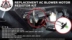 Amazon.com: AC Blower Motor Resistor Kit With Harness - Replaces ... Chevrolet Pressroom United States Images 10bolt Chevy Idenfication Guide Know What Youre Looking At Ford F250 Questions Is It Worth To Store A 1976 4x4 1977 Truck Radio Wiring Diagram Library Used Parts Phoenix Just And Van The Part Guy Gmc Heater Ac Controls Why Choose Bed Wood When Replacing Your Fisher Service Fisher Eeering Accsories For Sale Performance Aftermarket Jegs Bigblock Engine Wikipedia 1978 Pickup Electrical 197378 Fullsize Kick Panel Air Vent Valve Right
