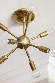New Sputnik Chandelier & Mid Century Style Lighting Source Erin