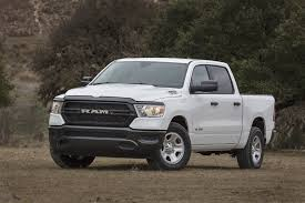 2019 Ram 1500 Tradesman Debuts With Standard Mild-Hybrid V6 ... Ram Pickup Wikipedia 2019 Trucks 1500 With Rough Country 2inch Leveling Kit By A Midsize Truck Is Coming Its Bodyonframe And Were Stoked Sport Top Speed New 2018 Ram For Sale Near Detroit Mi Dearborn Lease Or Sale In San Antonio Offers Rugged Truck Has A Secret Inside Small Electric Motor 2017 Review Comfortable Capable Consumer Reports Canada 200plus New Mopar Parts And Accsories For Allnew 2500 Which Is Right You Ramzone