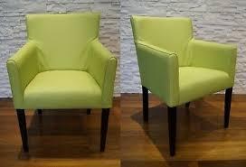 grün echtleder esszimmerstühle mit armlehnen stuhl sessel
