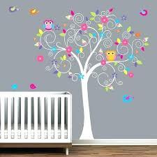 sticker chambre bébé stickers muraux chambre bebe pas cher newsindo co